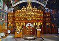 Nürnberg Rumänisch-orthodoxe Metropolitankathedrale Innen Ikonostase 1.JPG