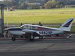 N8829P Piper Comanche (29695510734).jpg