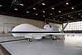 NASA 871 Global Hawk at Wallops Flight Facility hangar.jpg