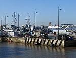 NATO ships at Liverpool Cruise Terminal - 2013-04-06 (52).JPG