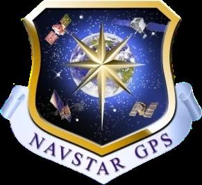 NAVSTAR GPS logo