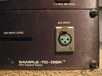 Synclavier - STD: Sample-To-Disk interface (c.1982)