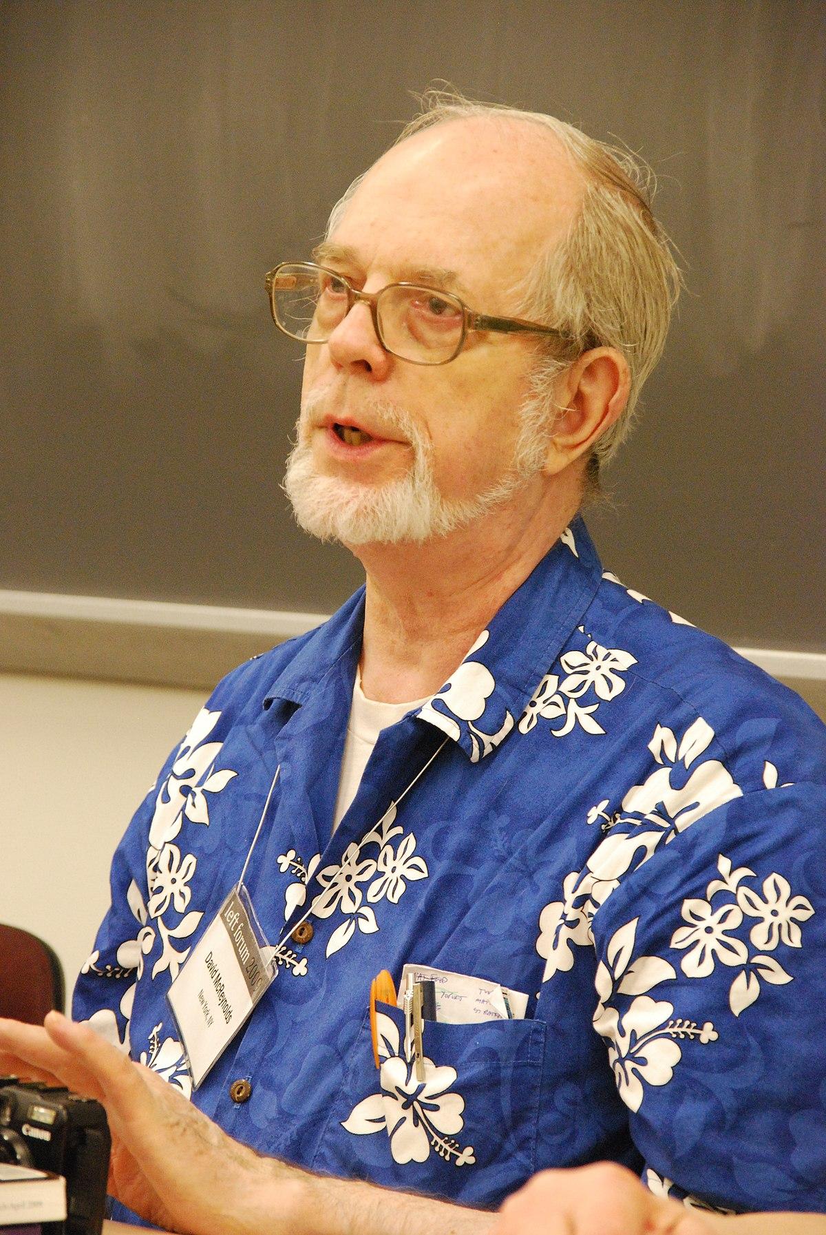David McReynolds