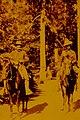 NPS Employees riding horses in Yosemite National Park. (08333709d4cc49d2ab5f814916237d3c).jpg