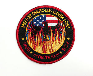 USA-224 - Image: NROL49 patch