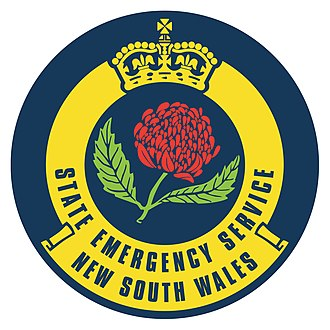 New South Wales State Emergency Service - Image: NSW SES Rondell