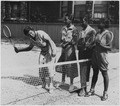 "NYA-Illinois-recreational acitivities-""tennis is one of the sports which occupy our leisure time"" - NARA - 197157.tif"