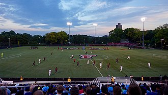 Coffey Field - New York Cosmos vs. NYCFC at Jack Coffey Field in the 4th Round of the 2016 US Open Cup.