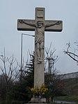 Nagytétény-Diósd Calvary. Crucifix.JPG