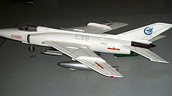 Nanchang Q-5 model.jpg