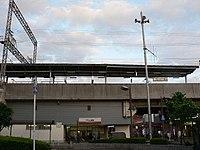 Nankai Main Line Shichido Station.jpg