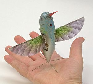 English: The Nano Hummingbird surveillance and...