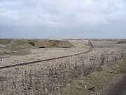 Narrow gauge railway lines on Lydd firing ranges - geograph.org.uk - 1170814