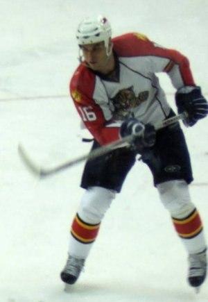 Nathan Horton - Horton in 2007