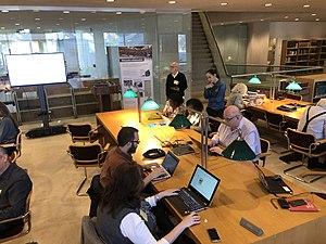 National Gallery of Art Edit-a-thon Nov-19-2019 5.jpg