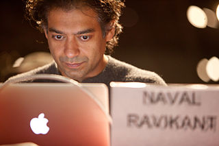 Naval Ravikant Indian-American entrepreneur and investor