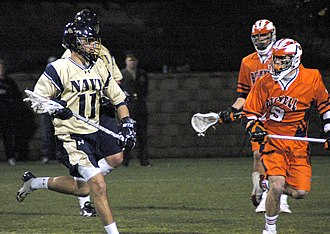 Navy Midshipmen - Navy playing Bucknell in the 2006 First 4.