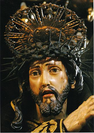 Martín de Andújar Cantos - The Nazareno is one of Andújar Cantos' most notable works.
