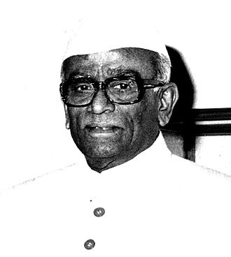 Neelam Sanjiva Reddy About this soundpronunciation - (19 May 1913 – 1 June 1996) was the sixth President of India, serving from 1977 to 1982. Beginning a long political career with the Indian National Congress Party in the Indian independence movement, he went on to hold several key offices in independent India—as the first Chief Minister of Andhra Pradesh, a two-time Speaker of the Lok Sabha and a Union Minister—before becoming the youngest-ever Indian president
