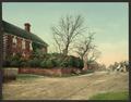 Nelson House and Main Street, Yorktown, Virginia-LCCN2008679622.tif