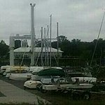 Nepean Sailing Club marina August 2012.jpg
