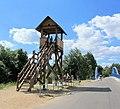 Neustadt-Glewe Dütschower Brücke Aussichtsturm Lewitz 2012-05-27 013.JPG