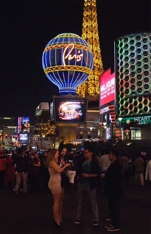 Px New Years Eve C Las Vegas Strip