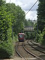 Next stop Bilston for a Birmingham bound tram - geograph.org.uk - 880091.jpg
