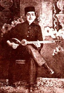 Morteza Neidavoud Iranian musician