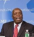Ngandu Peter Magande, IMF 2007.jpg