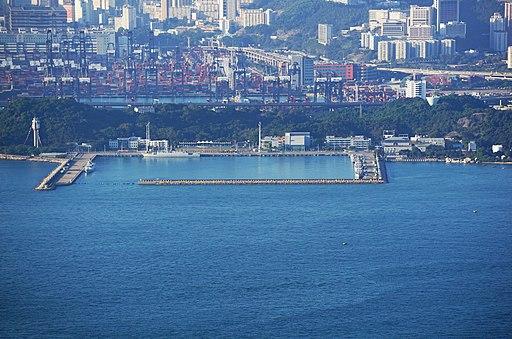 Ngong Shuen Chau Naval Base