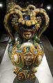 Ngv, maiolica di urbino, bottega di fontana e patanazzi, vaso di caino e abele, 1580 circa 02.JPG