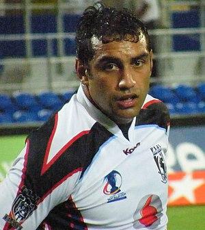 Nick Bradley-Qalilawa - Image: Nick Bradley Qalilawa (10 November 2008)