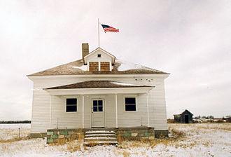 Nicodemus, Kansas - Nicodemus National Historic Site NICODE-1