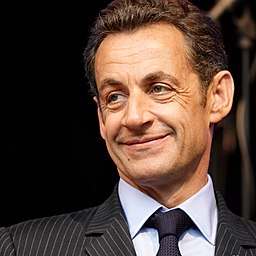 Nicolas Sarkozy (2008)