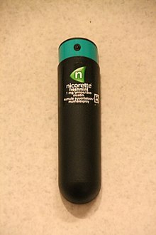 Nicotine replacement therapy - Wikipedia