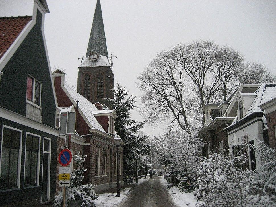 Nieuwendammerdijk, Amsterdam, North Holland, Netherlands - panoramio (3)