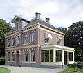 Nieuwersluis - Willem III Kazerne Directeurswoning RM520372.JPG