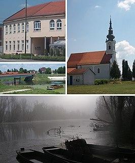 Nijemci Municipality in Syrmia, Croatia