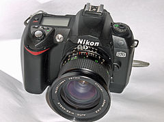 Nikon D70 with Vivitar 28mm f2.5 mounted.jpg