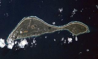 Nikunau island