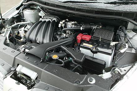 Nissan HR engine - Wikiwand