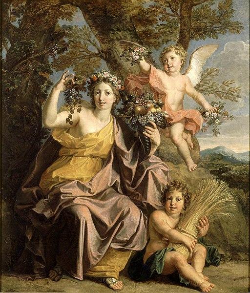 Archivo:Noël Coypel - Abundantia, 1700.jpg
