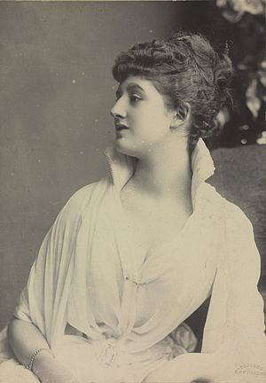 Hugh Annesley, 5th Earl Annesley - Priscilla Cecilia (née Moore), Countess Annesley, second wife of Hugh Annesley, 5th Earl Annesley