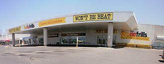 No Frills (grocery store) - No Frills at Bramrose Plaza, Brampton