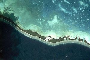 Nonouti - Nonouti Atoll