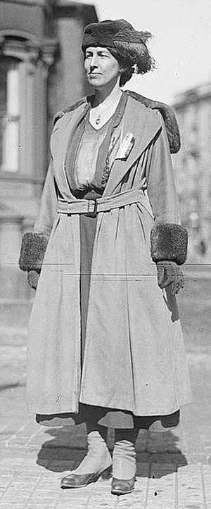Nora Stanton Barney - Image: Nora Stanton Blatch Barney 1921