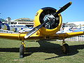 North American T-6 Texan-front-Pratt & Whitney R-1340.jpg