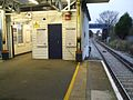North Sheen stn look west3.JPG