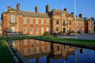 Northallerton - North Yorkshire County Hall